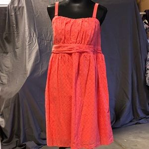 NWT Torrid sundress with removable straps.